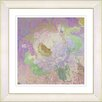 "<strong>Studio Works Modern</strong> ""Tapestry Rose"" by Zhee Singer Framed Graphic Art"