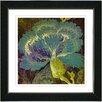 "Studio Works Modern ""Maria's Treasure"" by Zhee Singer Framed Fine Art Giclee Painting Print"