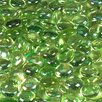<strong>Wholesalers USA</strong> 5 lbs of  Glass Gems in Lime Green