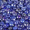 Wholesalers USA 5 lbs of  Glass Gems in Opal Dark Blue