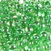 <strong>Wholesalers USA</strong> 5 lbs of  Glass Gems in Metallic Green