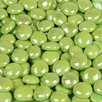 <strong>Wholesalers USA</strong> 5 lbs of  Glass Gems in Opal Lime