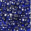 <strong>Wholesalers USA</strong> 5 lbs of  Glass Gems in Sapphire Blue
