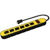 Stanley Electrical Outlet Metal Power Strip