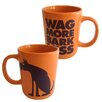 <strong>Wag More Bark Less</strong> Lunk Posse Mug