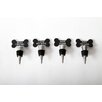 <strong>DEI</strong> Unleashed Bone Bottle Stopper (Set of 4)