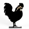<strong>DEI</strong> Farm to Table MDF Rooster Standing Chalkboard