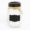 DEI Farm to Table Mason Decorative Jar
