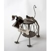 "Unleashed ""Woof"" Doggie Tabletop Wine Rack"