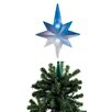<strong>Brite Star</strong> LED Frosty Bethlehem Star Tree Topper