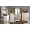 <strong>Chesapeake 3-in-1 Convertible Nursery Set</strong> by Muniré Furniture