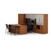 "ABCO Unity Executive Series 21.25"" H x 15"" W Desk Hutch"