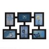 Melannco 6 Opening Totem Collage Picture Frame