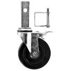 UST 5'H x 6'W x 1'D Casters and Pin