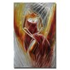 <strong>Pure Art</strong> Figurative Sculptures Gone with the Wind Original Painting Plaque