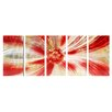 <strong>Abstract Sculptures Dandelion Passion 5 Piece Original Painting Pla...</strong> by Pure Art