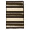 <strong>Panama Jack Home</strong> Long Point Mink Striped Indoor/Outdoor Rug
