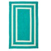 <strong>Pacific Aqua Indoor/Outdoor Rug</strong> by Panama Jack Home