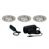 Jesco Lighting Slim Disk LED Adjustable Round Kit