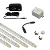 Jesco Lighting Sleek Plus LED Slim Stix Linkable Light Kit