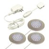 Jesco Lighting Orionis 3 Light Surface Round LED Kit