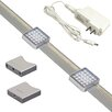 <strong>Jesco Lighting</strong> Orionis LED Track Light Kit