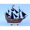 Handcrafted Nautical Decor Blackbeard's Queen Anne's Revenge Limited Model Ship