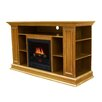 "Stonegate Boston Media 50"" TV Stand with Electric Fireplace"