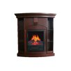 Stonegate Wessex Corner Curio Electric Fireplace