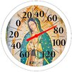 EZRead Our Lady of Guadalupe Dial Thermometer