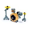 <strong>nanoblock</strong> Mini Plus Drum Set Building Blocks