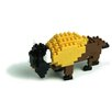 <strong>nanoblock</strong> Mini Bison Building Blocks