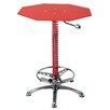 PitStop Furniture Racing Style Pub Table