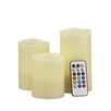 <strong>3 Piece Flameless Candle Set</strong> by Unilution