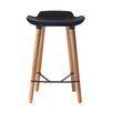 "Quinze & Milan Pilot 24.8"" H Bar Stool"