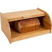 <strong>Trademark Innovations</strong> Bamboo Bread Box