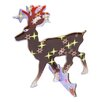 <strong>Reindeer Pop Out Card</strong> by Studio ROOF