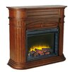 "Pleasant Hearth Turin 28"" Electric Fireplace"