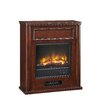 "Pleasant Hearth Tilden Compact 18"" Electric Fireplace"