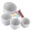 Cake Boss 4 Piece Countertop Accessories Melamine Measuring Cup Set