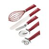 <strong>Cake Boss</strong> 5 Piece Baking and Decorating Utensil Set