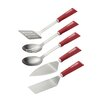 Cake Boss 5 Piece Kitchen Prep Utensil Set