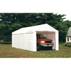 ShelterLogic Super Max  10ft. H x 10ft. W x 20ft. D Canopy with Enclosure Kit