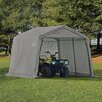 ShelterLogic 10' x 10' x 8' Peak Style Storage Shed