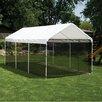 ShelterLogic 9.5ft. H x 10ft. W x 20ft. D  Canopy Screen Kit