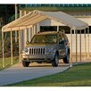 ShelterLogic 12' Wide Super Max Canopy