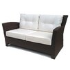 ElanaMar Designs Sonoma Loveseat with Cushions