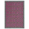 Feizy Rugs Saphir Rubus Pink Area Rug