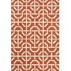 Feizy Rugs Cetara Orange / White Rug