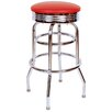 "Richardson Seating Retro Home 30"" Swivel Bar Stool"